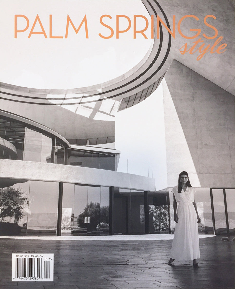 Sheer Lust inside the Palm Springs Style Magazine