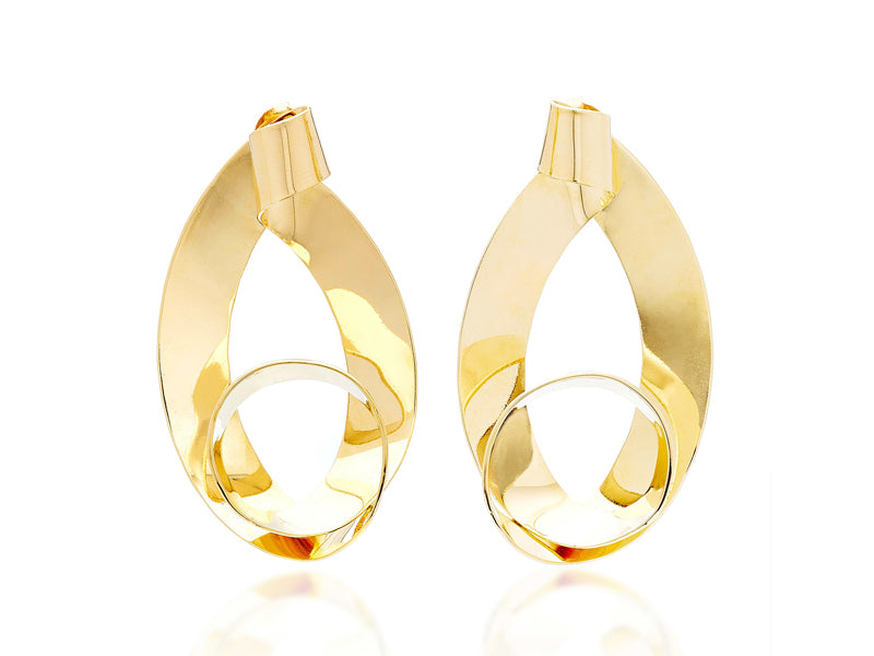 BIA DAIDONE VERTIGO EARRINGS