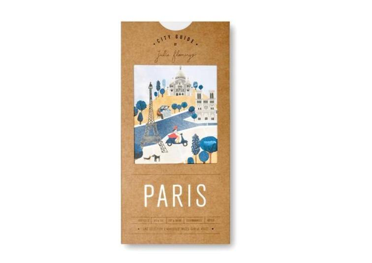 City Guide Paris - Julie Flamingo - Comme Paulette