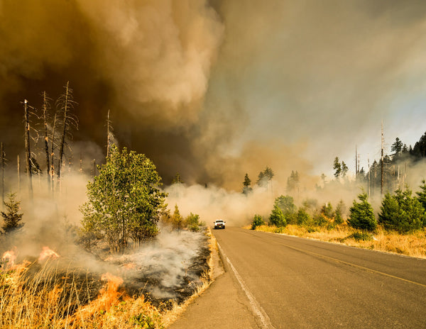 Wildfire Smoke Returns: Quest to Find the Right Mask