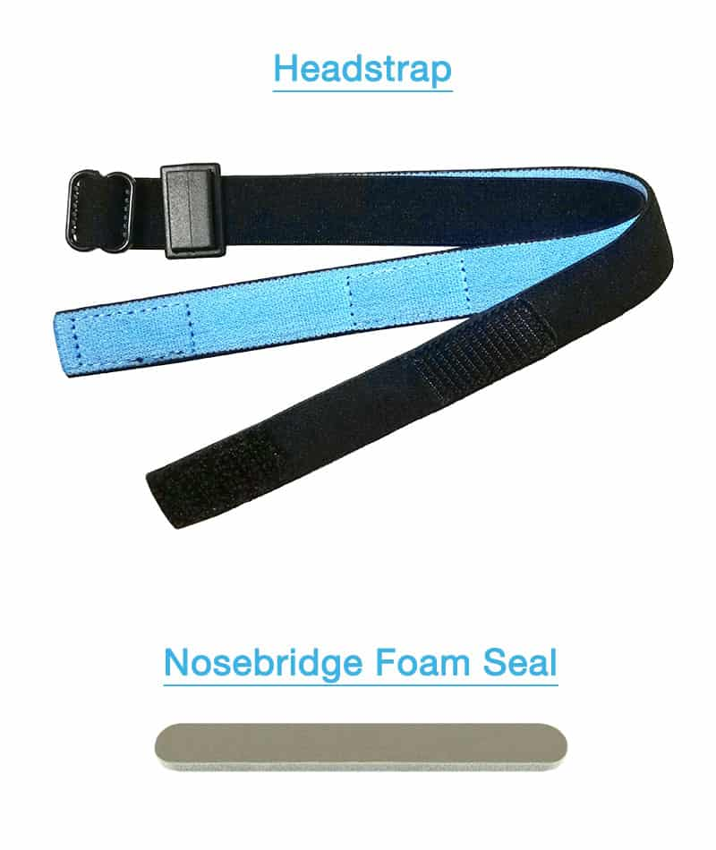 Headstrap & Nosebridge foam (1)