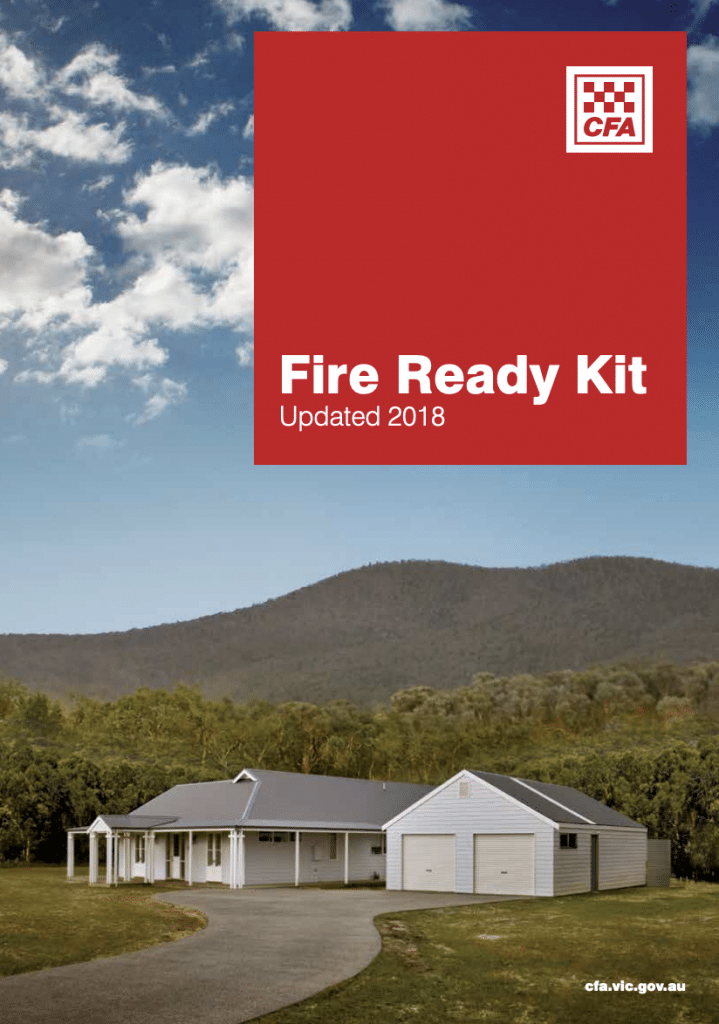 Fire Ready Kit Updated 2018