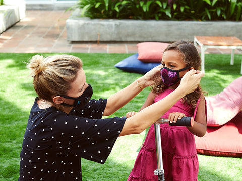 finding the right mask for your children