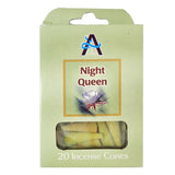 Night Queen Incense Cones