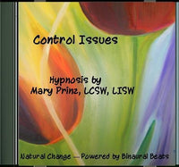 Control Issues - Hypnotherapy mp3 Audio