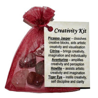 Creativity Crystal Healing Kit