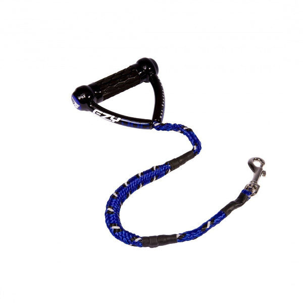 Blue - Cujo EzyDog 25 Shock Absorbing Dog Leash