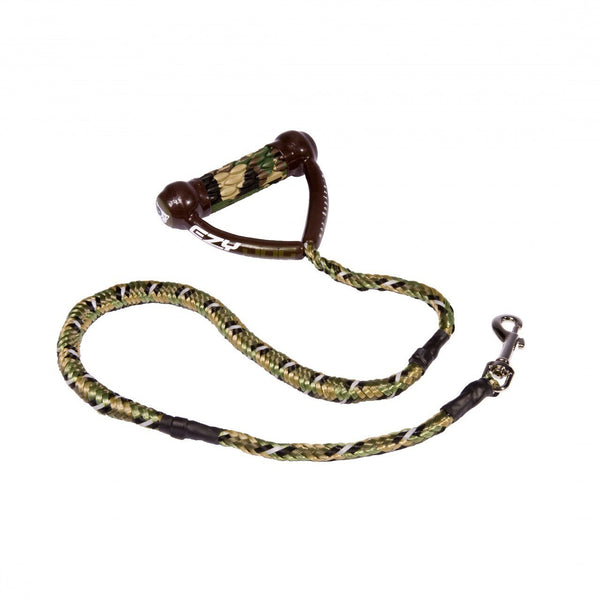 Camo - Cujo EzyDog 25 Shock Absorbing Dog Leash