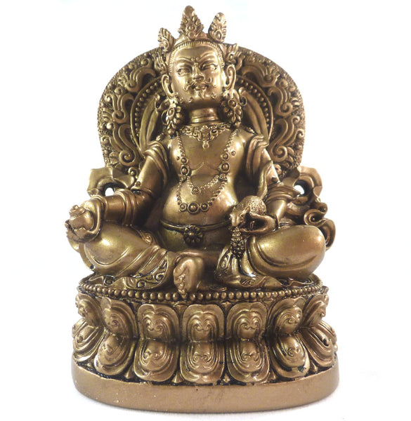 Dzambhala Wealth God Statue