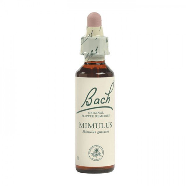 Mimulus Bach Flower Remedy 10mL