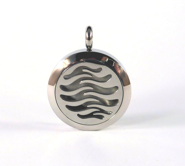 Aromatherapy Diffuser Pendant #5 and Chain
