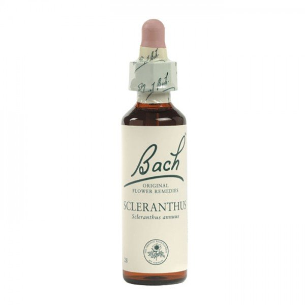 Scleranthus Bach Flower Remedy 10mL