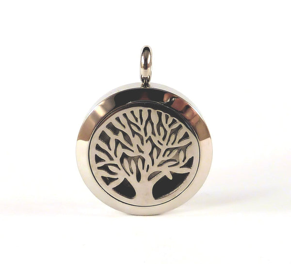 Aromatherapy Diffuser Pendant #6 and Chain
