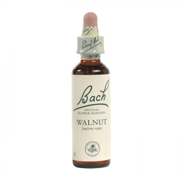 Walnut Bach Flower Remedy 10mL