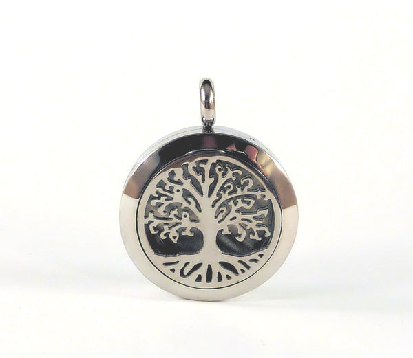 Aromatherapy Diffuser Pendant #7 and Chain