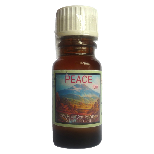 PEACE & TRANQUILITY - Amber Essence and Amber Oil