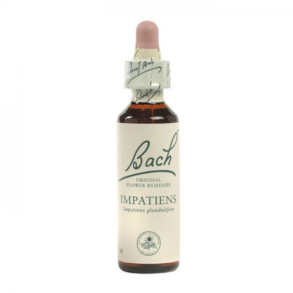 Impatiens Bach Flower Remedy 10mL