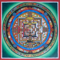 Student Level Kalachakra Mandala - Small Size