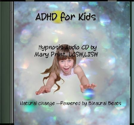 ADHD in Kids - Hypnotherapy mp3 Audio