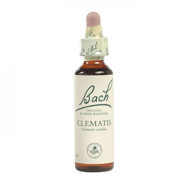 Clematis Bach Flower Remedy 10mL