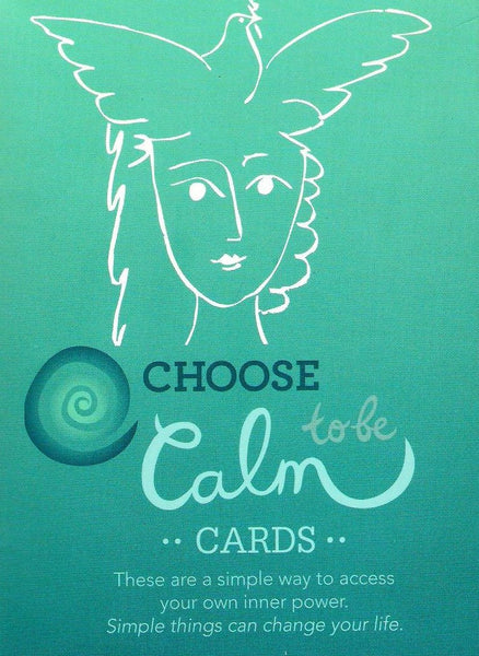 Choose to be Calm Cards