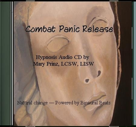 Combat Panic - Hypnotherapy mp3 Audio