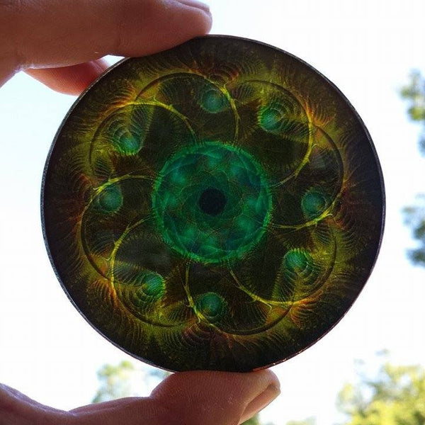Spiritual Energy Disc: The Shield - Psychic Defense and Protection
