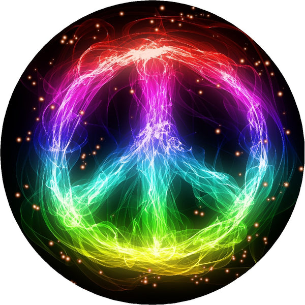 Peaceful Tranquility Spiritual Energy Disc