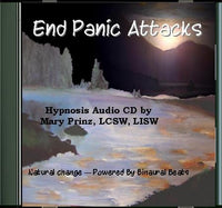 Overcome Panic Attacks - Hypnotherapy mp3 Audio