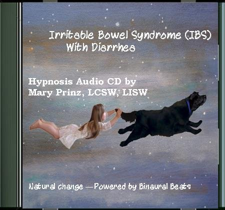 Overcome Irritable Bowel Syndrome - Hypnotherapy mp3 Audio