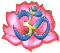 Aum Harmony Fridge Magnet