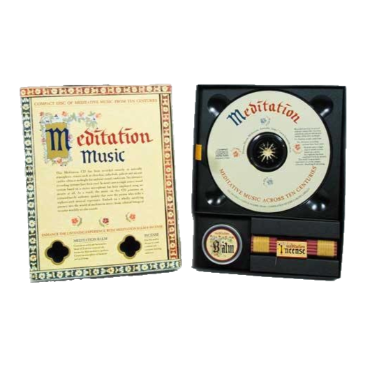 Meditation Music CD Kit