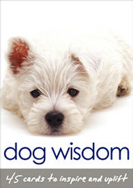 Dog Wisdom Oracle Cards