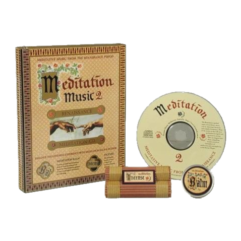Meditation Music V2 CD Kit