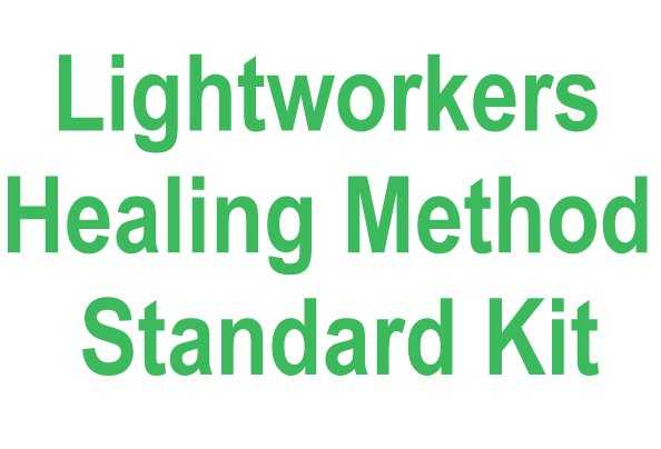 Lightworkers Healing Method Standard Kit