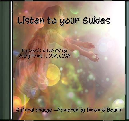 Listen to your Guides - Hypnotherapy mp3 Audio