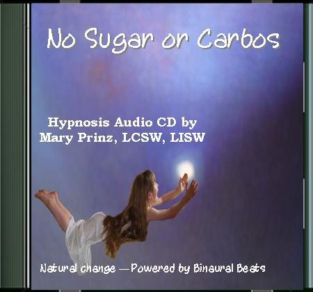 Overcome Sugar and Carbohydrate Addictions - Hypnotherapy mp3 Audio