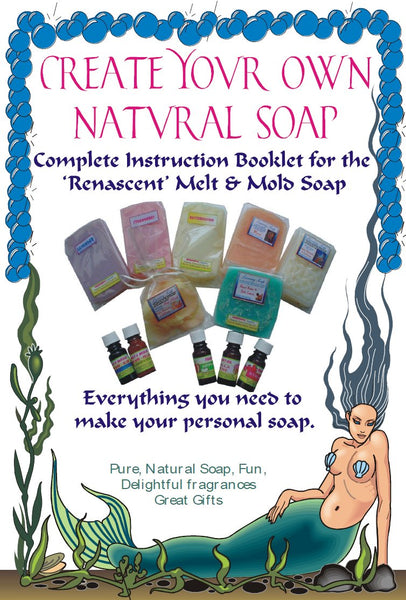 Create Your Own Natural Soap eBook