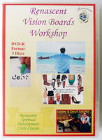 Vision Boards Workshop Correspondence Course