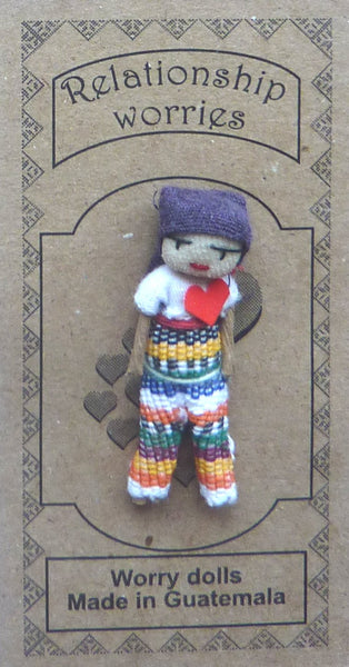 Worry Doll - Relationship and Love