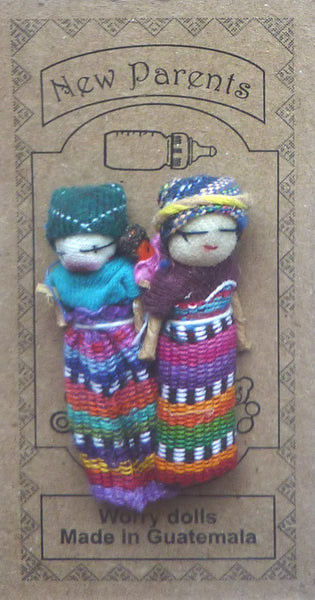 Worry Doll - New Parents