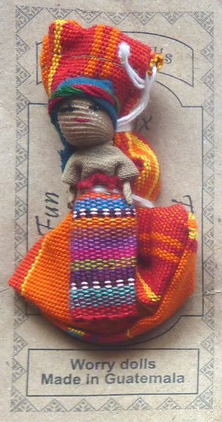 Worry Doll - Universal: Relax, Chill and Have Fun
