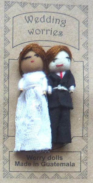 Worry Doll - Wedding
