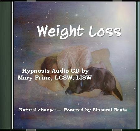 Weight Loss - Hypnotherapy mp3 Audio