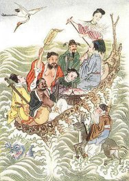 The Eight Immortals and Their Individual Meanings