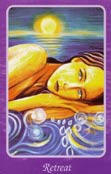Retreat Oracle Cards