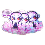 Calo Limited Edition Holographic Stickers