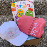 Toddler Birthday Box