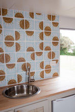 Load image into Gallery viewer, Copper Sun Vinyl Splashback PRE-ORDER