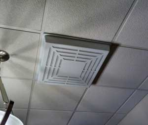 """Filtration Vent Cover for Allergy Relief, 24"""" x 24"""""""